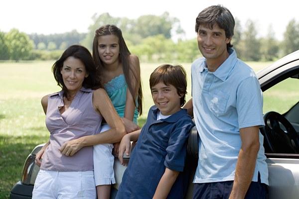 Семья - фото