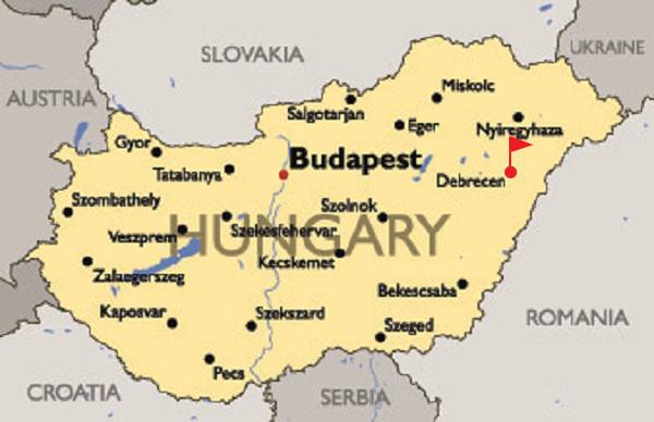 Из Ужгорода до Дебрецена всего 145 км