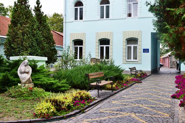 Мукачевская городская ратуша