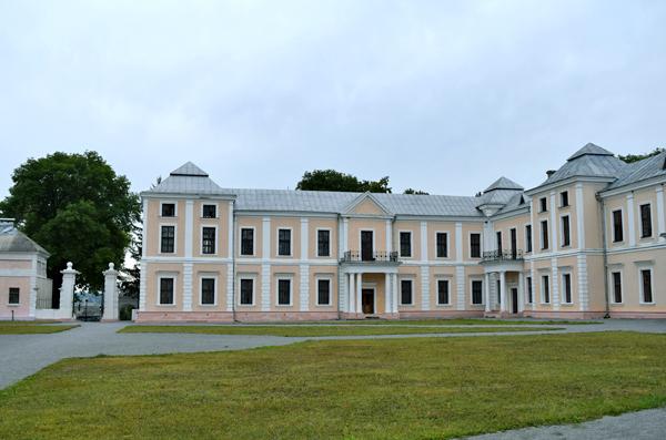Вышневецкий дворец
