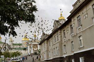 Почаевская лавра - фото