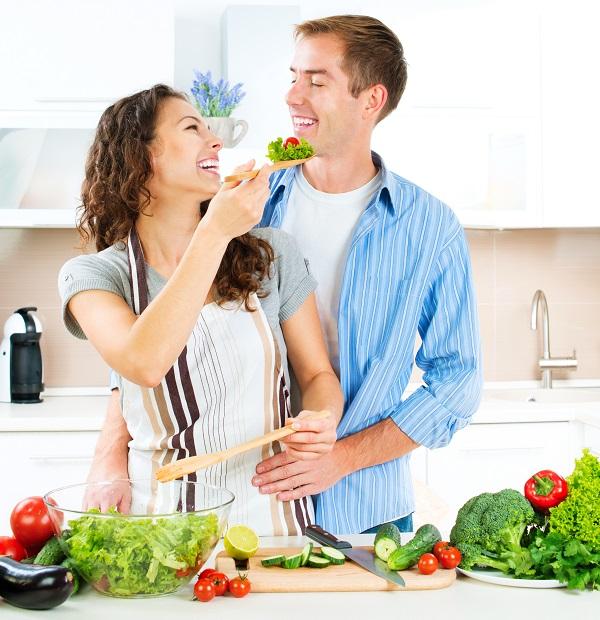 мужское здоровье, правильное питание