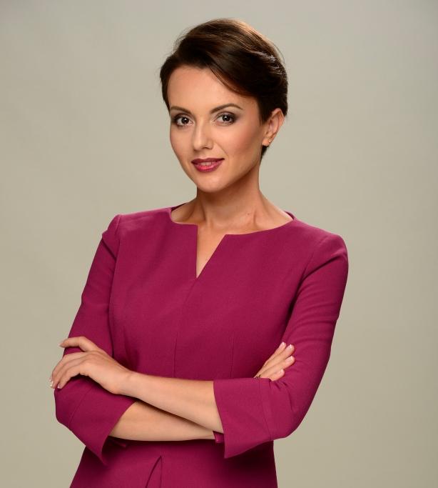 Юлия Янчар будет вести выпуски «Вікна-Новини» на канале СТБ в 18.00