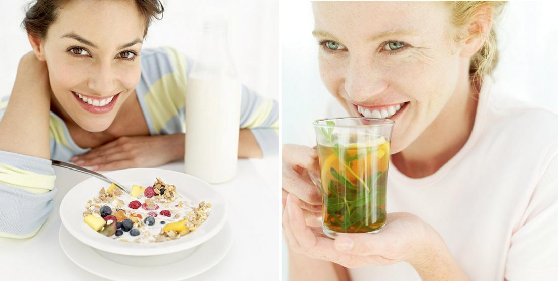 перейти на правильное питание