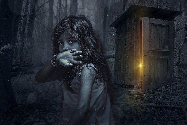 мистические истории про детей