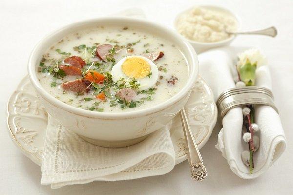 Журек - найкращий польський суп
