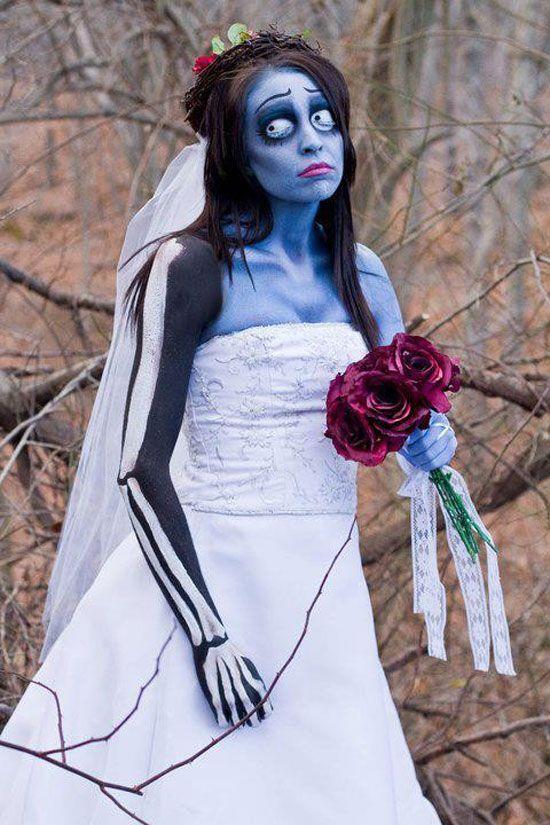 Труп Невесты Хэллоуин