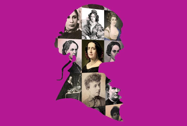 великие женщины-писательницы