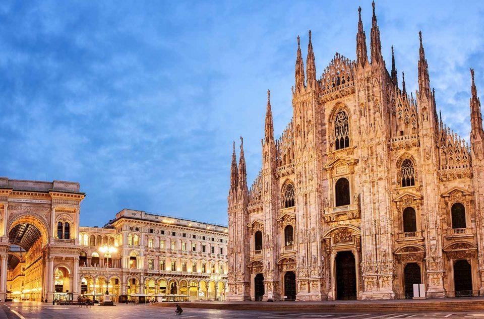 Самые красивые соборы и церкви в мире