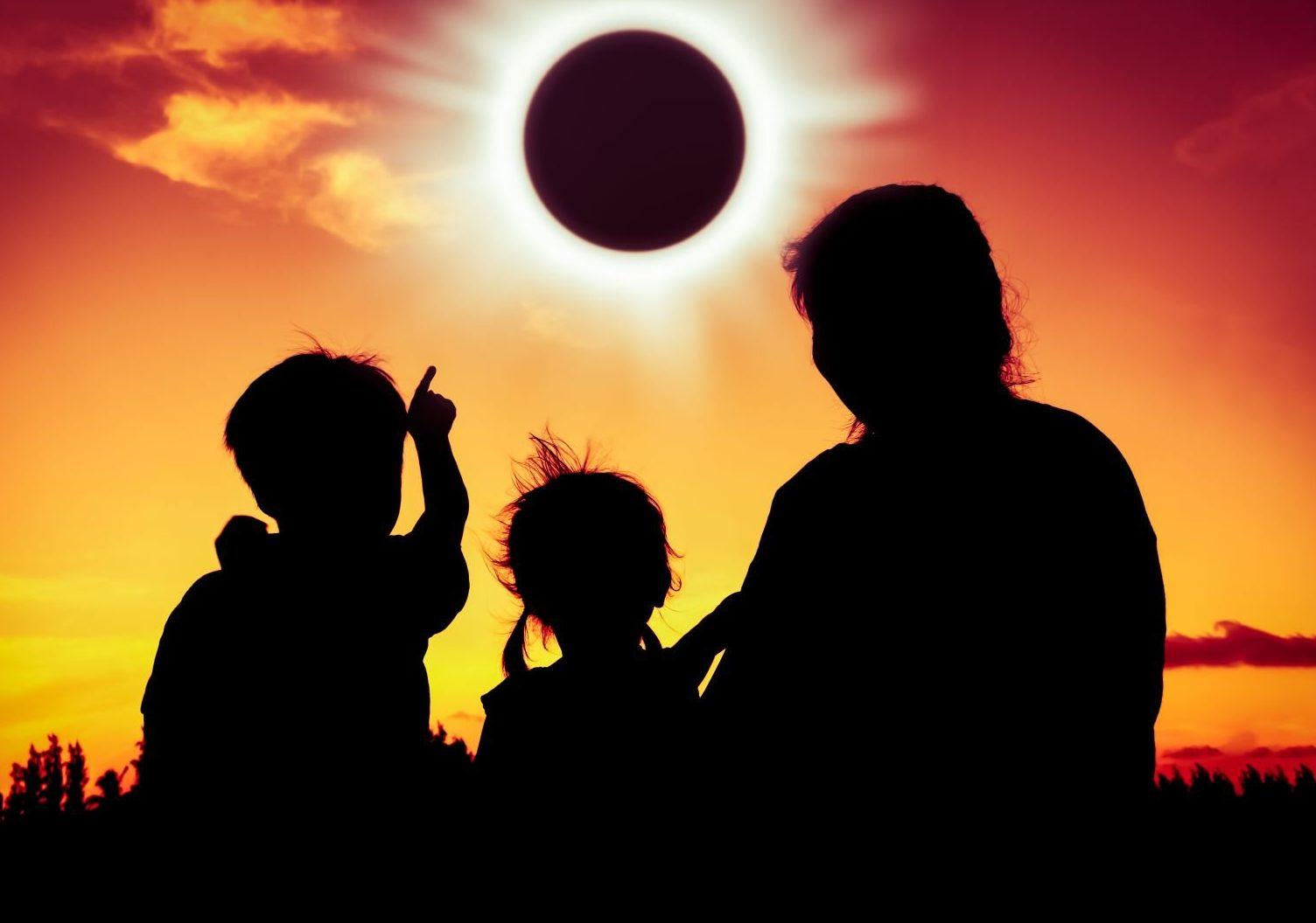 солнечное затмение 11 августа
