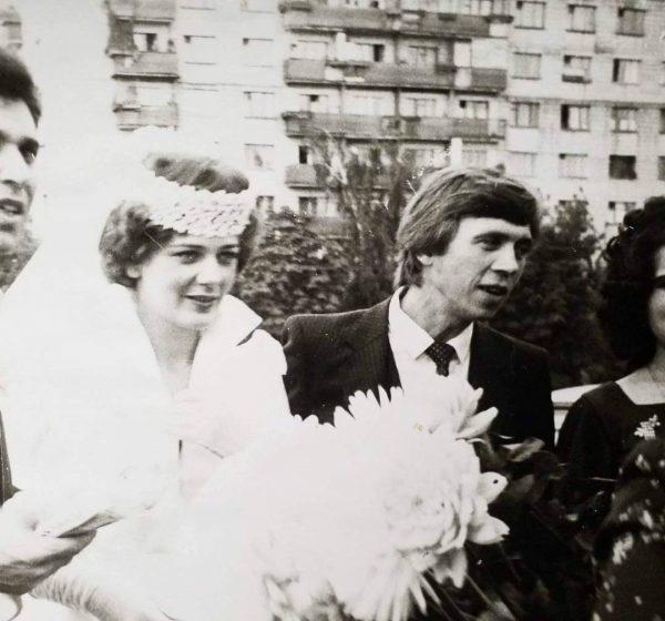 семья Дмитрия Комарова