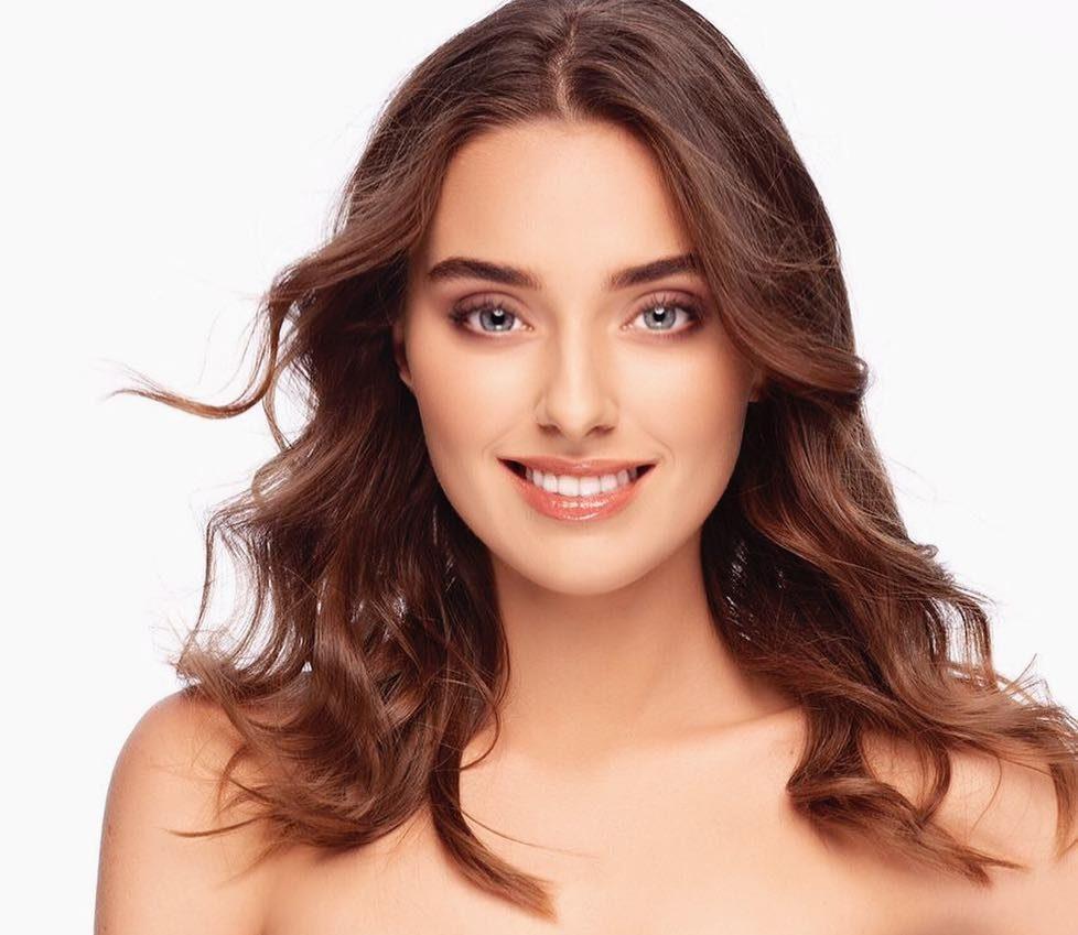 Мисс Украина 2018 — Вероника Дидусенко: краткая биография и фото
