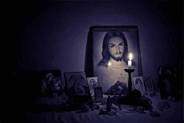Молитва от ссор в семье Иисусу Христу