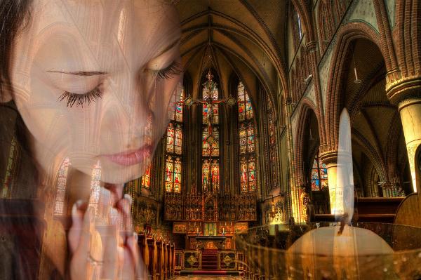 Молитва против ссоры в семье