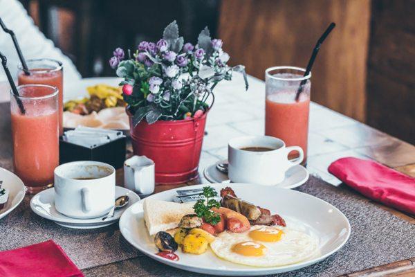 белковые завтраки