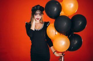 костюм на хэллоуин фото