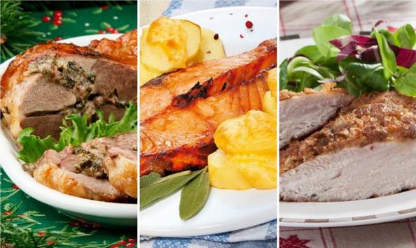 Лучшие мясные и рыбные блюда на Новый год: рецепты
