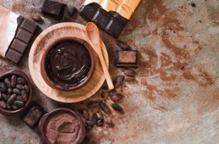 гіркий шоколад користь